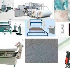 macchinari fabbricazione materassi
